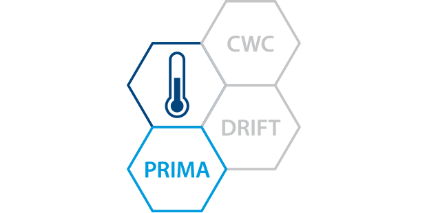 PRIMA - Primer levegő hőmérséklet szabályozás