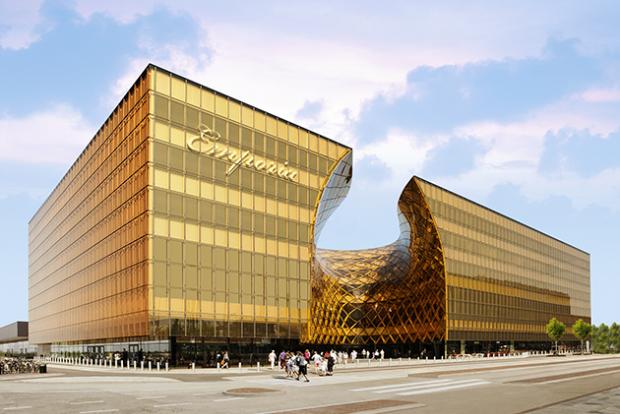 Emporia Bevásárlóközpont