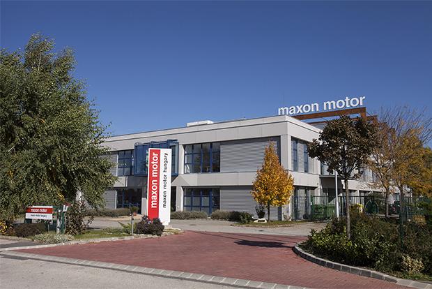 Maxon Motor és Hódmezővásárhely kórház