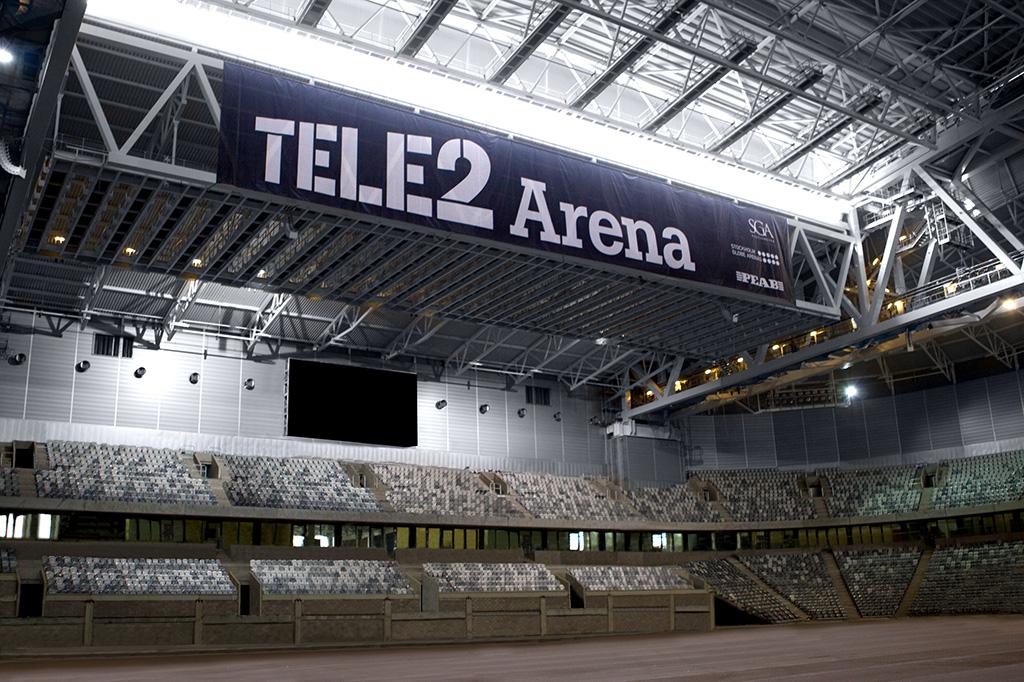 Tele2 Aréna